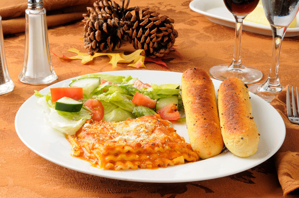 Lasagna For Christmas Dinner  Family holiday food traditions