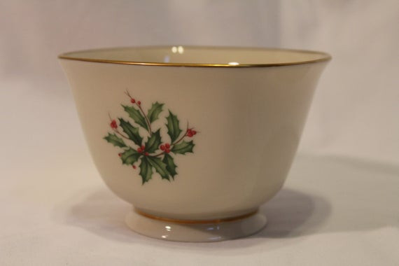 Lenox Christmas Candy Dish  301 Moved Permanently