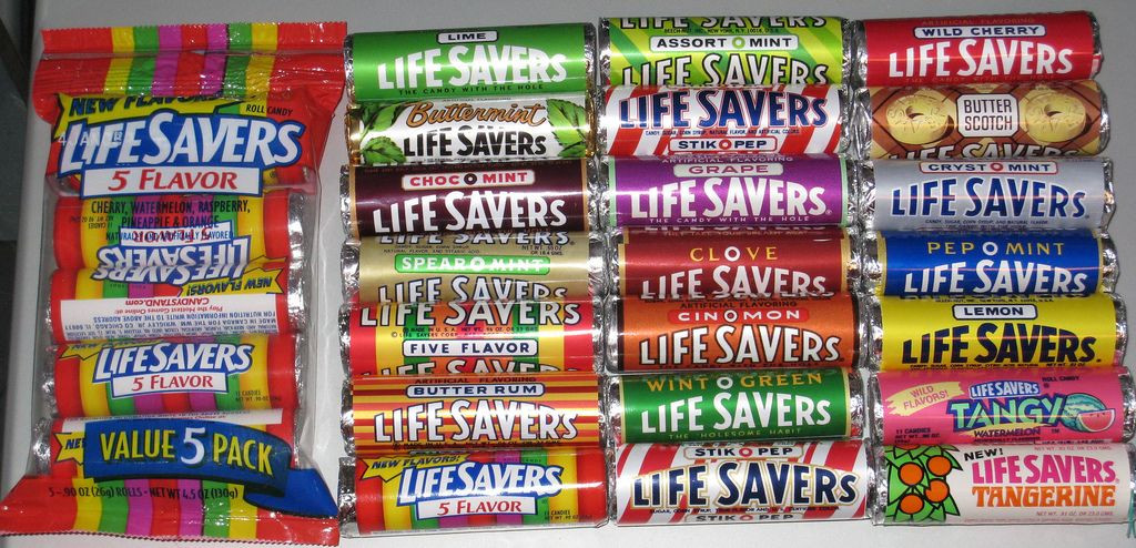 Lifesavers Candy Christmas Book  Image result for vintage lifesaver candy books