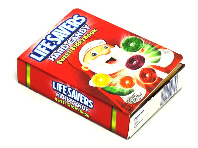 Lifesavers Candy Christmas Book  594 best Wrigley LifeSavers candy & gum images on