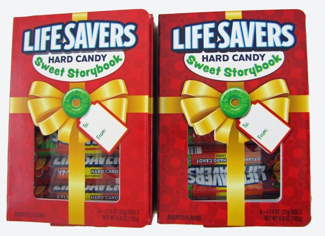 Lifesavers Candy Christmas Books  Amazon Life Savers Hard Candy Sweet Storybook