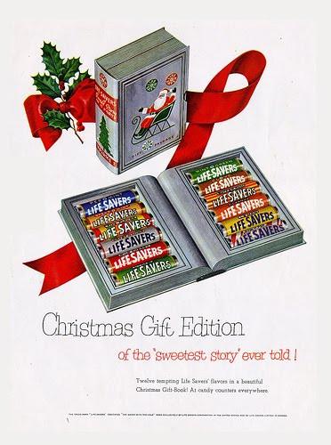 Lifesavers Christmas Candy Book  Wendy s Wacky Wonderful World 20 Sweet Story Book