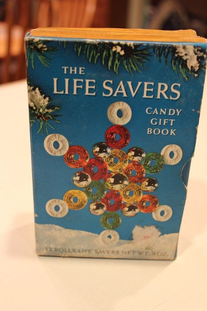 Lifesavers Christmas Candy Book  17 Best images about Christmas of Long Ago on Pinterest