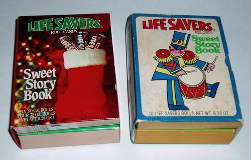 Lifesavers Christmas Candy Book  41 best LifeSavers images on Pinterest