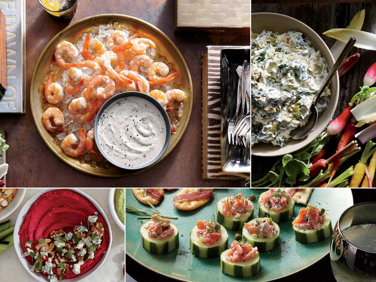 Light Thanksgiving Appetizers  Healthy Thanksgiving Menu Recipes and Ideas Cooking Light