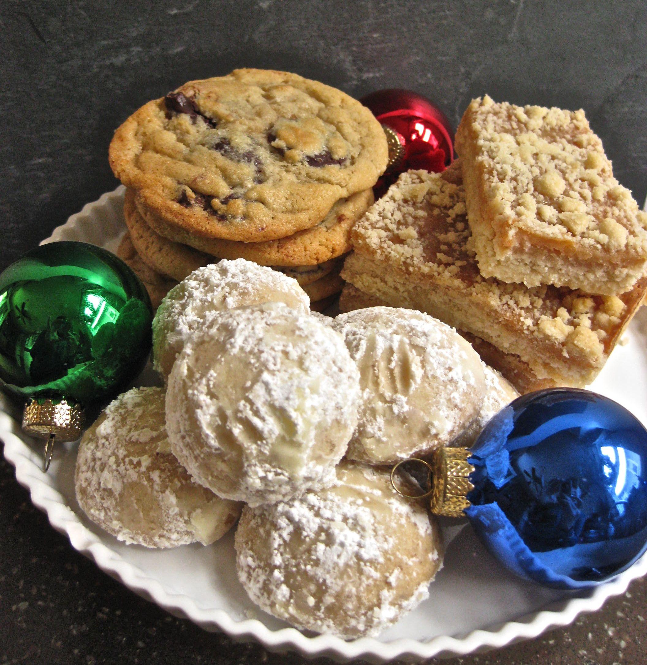 List Of Christmas Cookies  My 2011 Christmas Cookie List