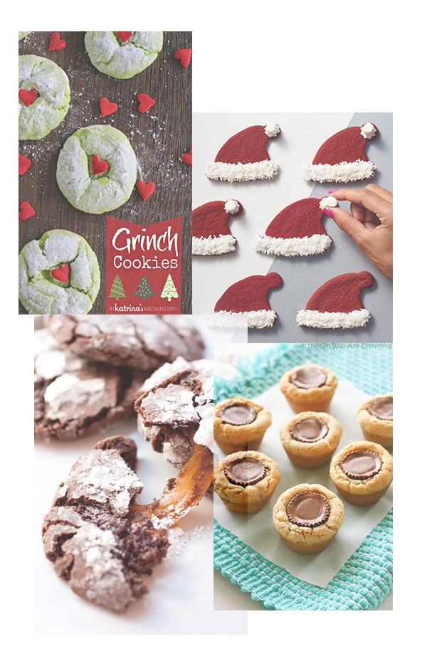 List Of Christmas Cookies  the to bake list christmas cookies