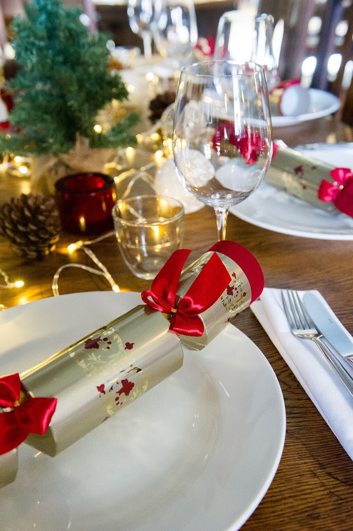 Luxury Christmas Crackers  The Events Experts 2015 December