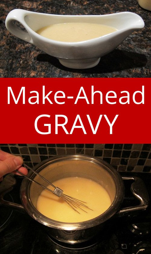 Make Ahead Gravy For Thanksgiving  446 best images about Christmas In Dixie on Pinterest