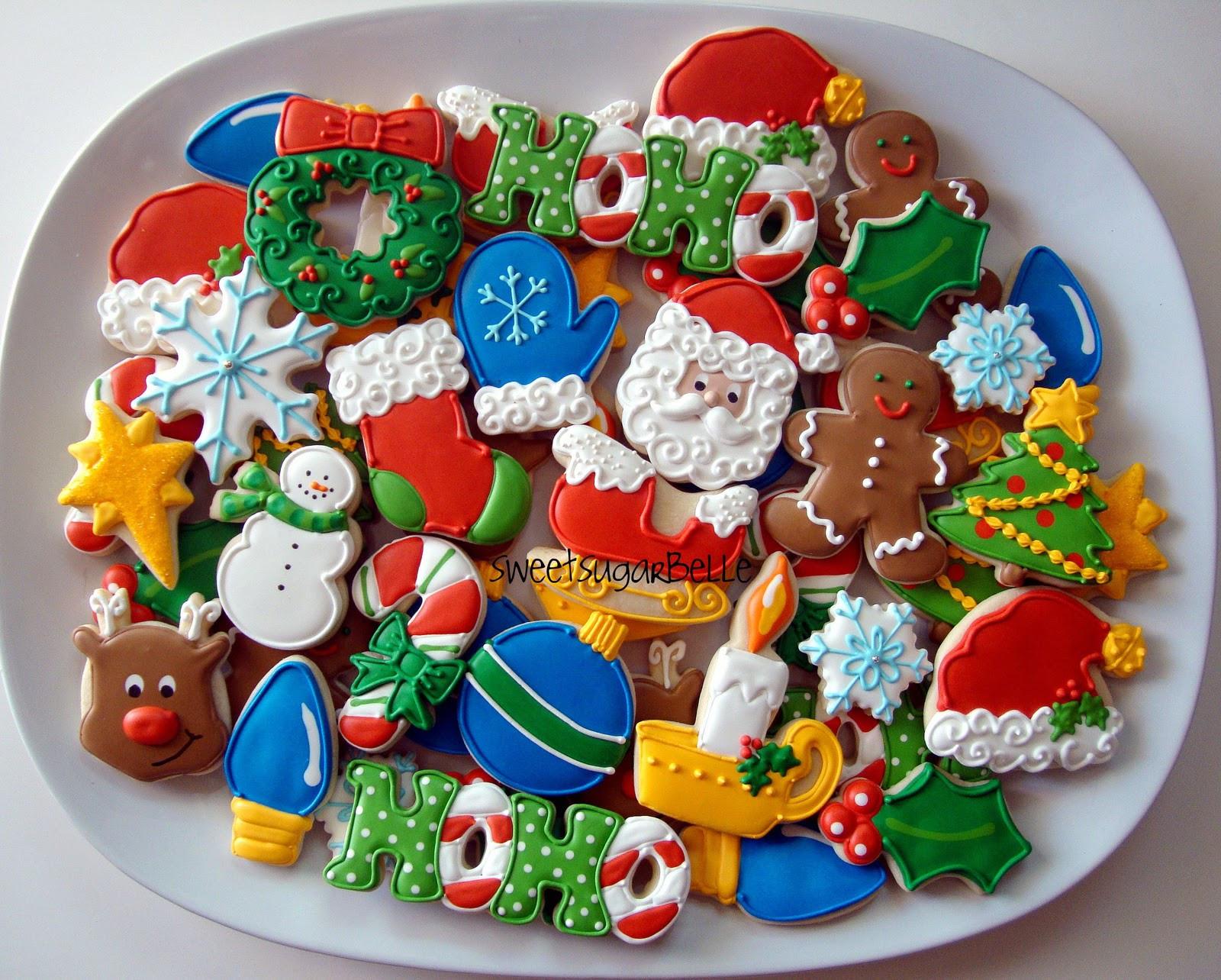 Make Christmas Cookies  Christmas Cookie Book Giveaway – The Sweet Adventures