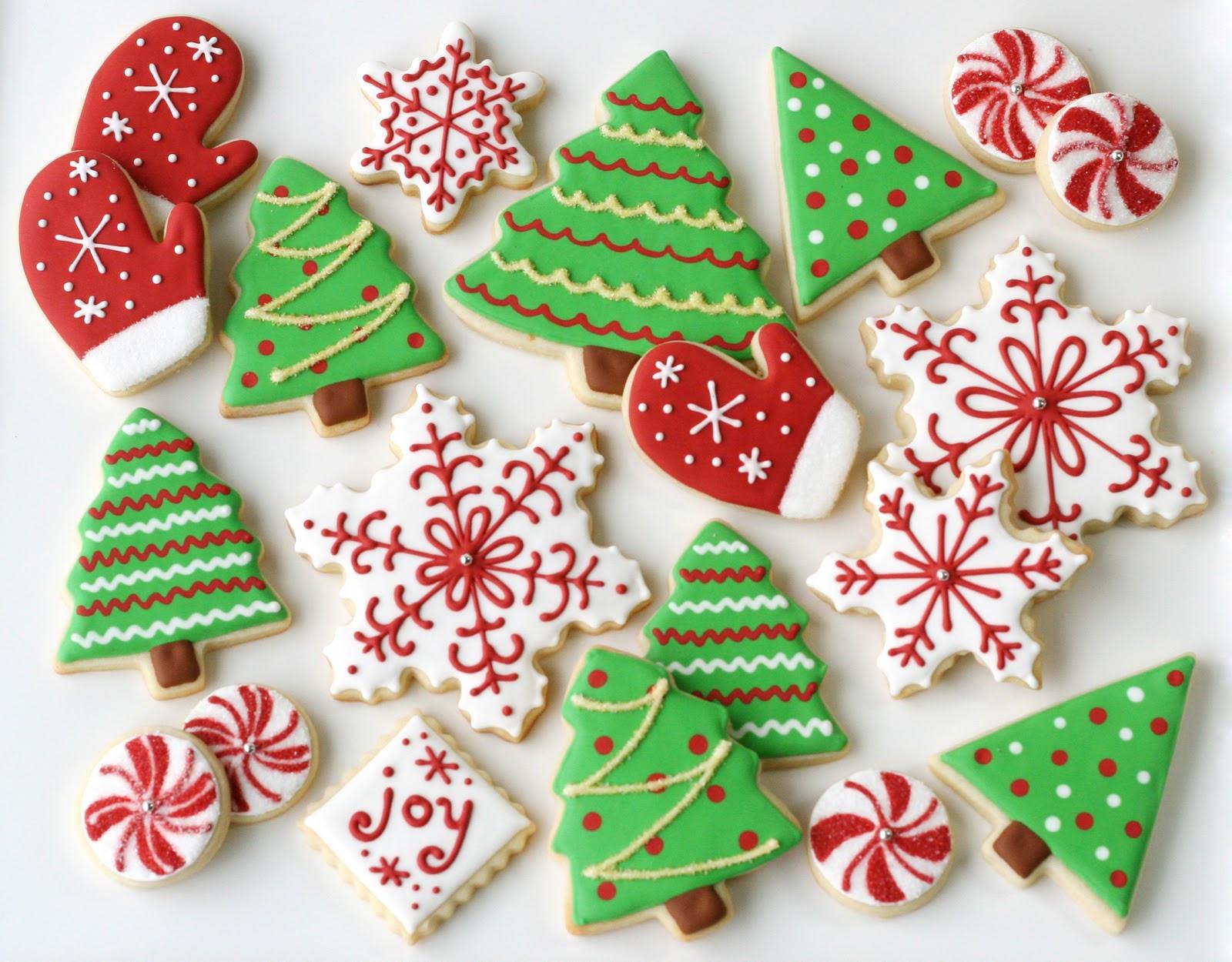 Make Christmas Cookies  Christmas Cookies Galore Glorious Treats