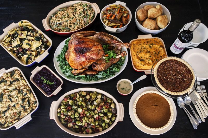 Marianos Thanksgiving Dinner  Dine In and Take Out Thanksgiving Dinners in Chicago
