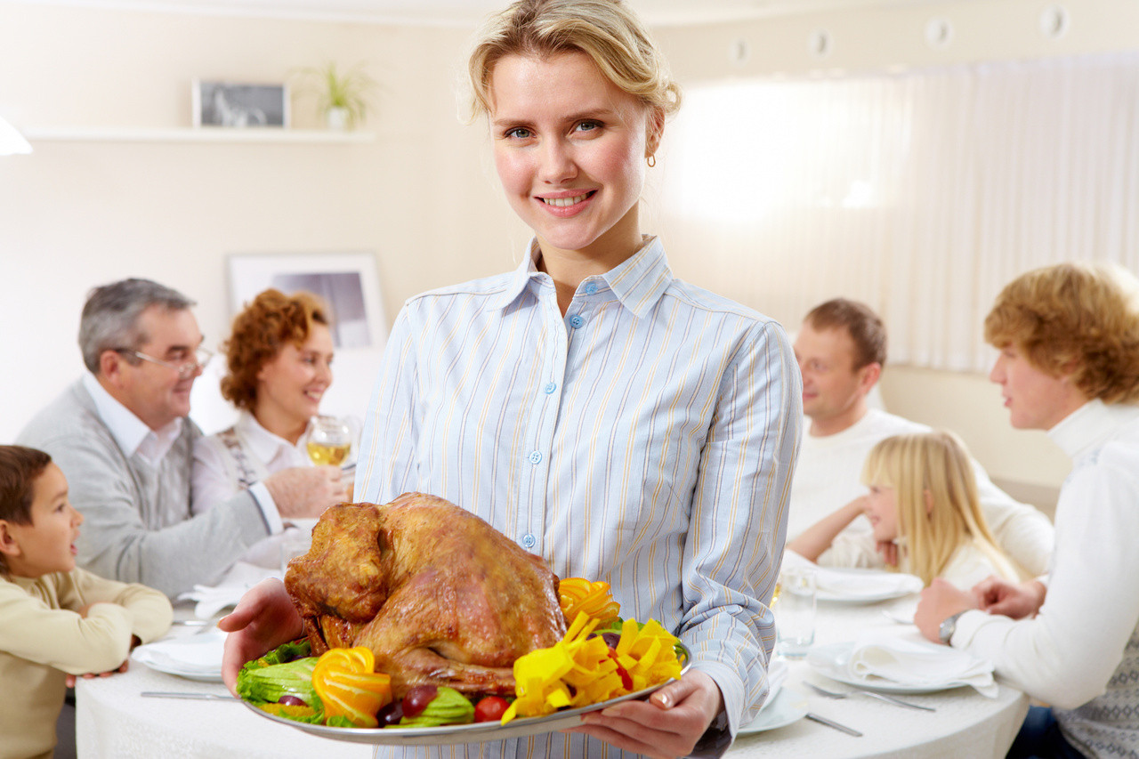 Marianos Thanksgiving Dinner  How to Host the Perfect Thanksgiving Dinner