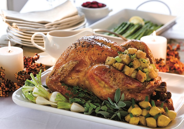 Marianos Thanksgiving Dinner  Thanksgiving in a Box Dinner is Done Little Lake County