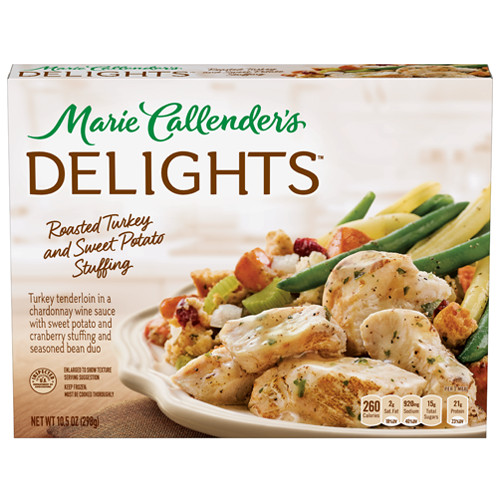 Marie Calendars Thanksgiving Dinner  Frozen Meals the Whole Family Will Love