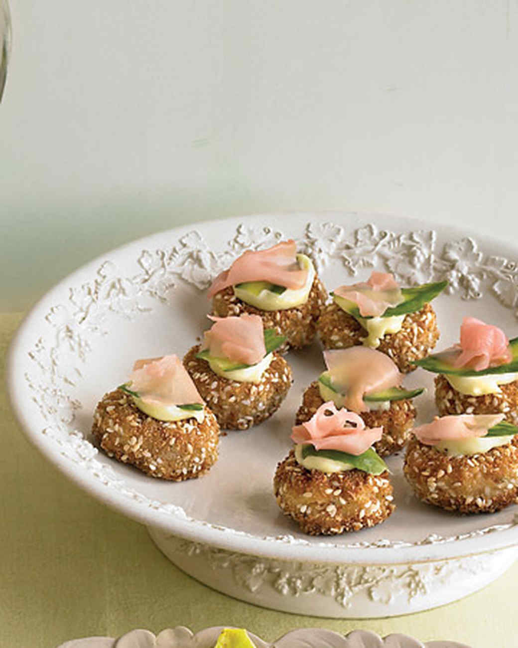 Martha Stewart Christmas Appetizers  How to Host an Easy Holiday Party