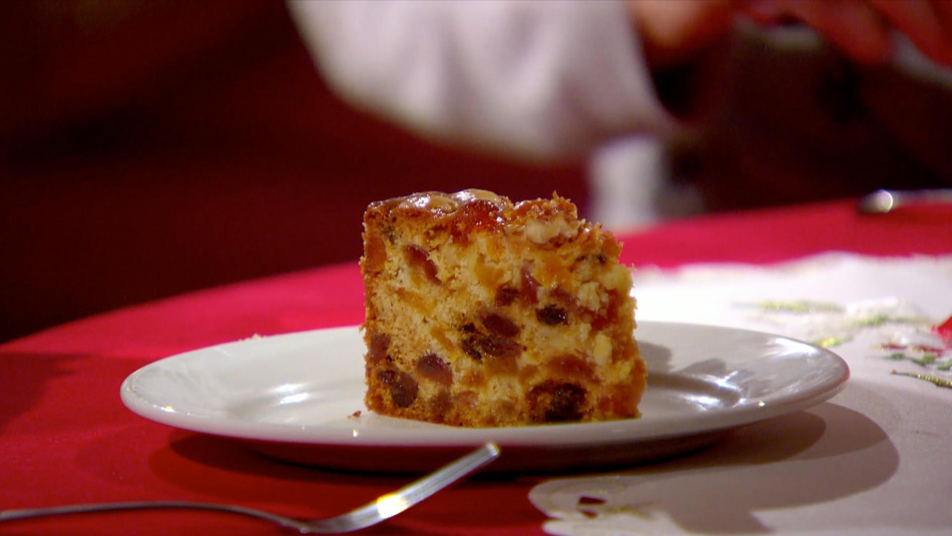 Mary Berry Christmas Cakes  Mary's Christmas Genoa Cake Recipe