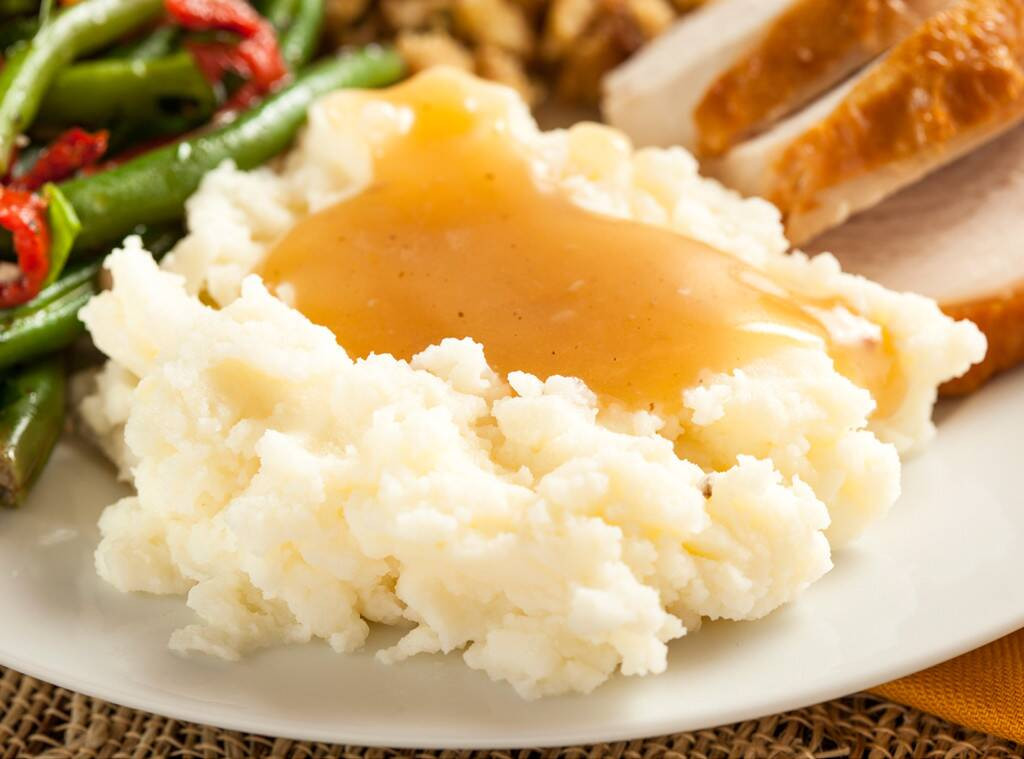 Mash Potatoes Recipe Thanksgiving  3 Mashed Potatoes & Gravy from Best & Worst Thanksgiving
