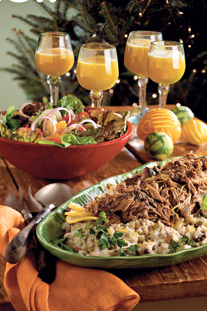 Menus For Christmas Dinners  Christmas Dinner Menus Perfect for Your Party Southern