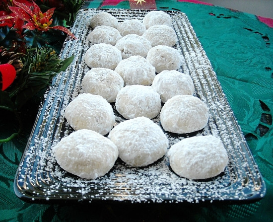 Mexican Christmas Cookies  Recipe Ideas Cookie Exchange Ideas Recipes