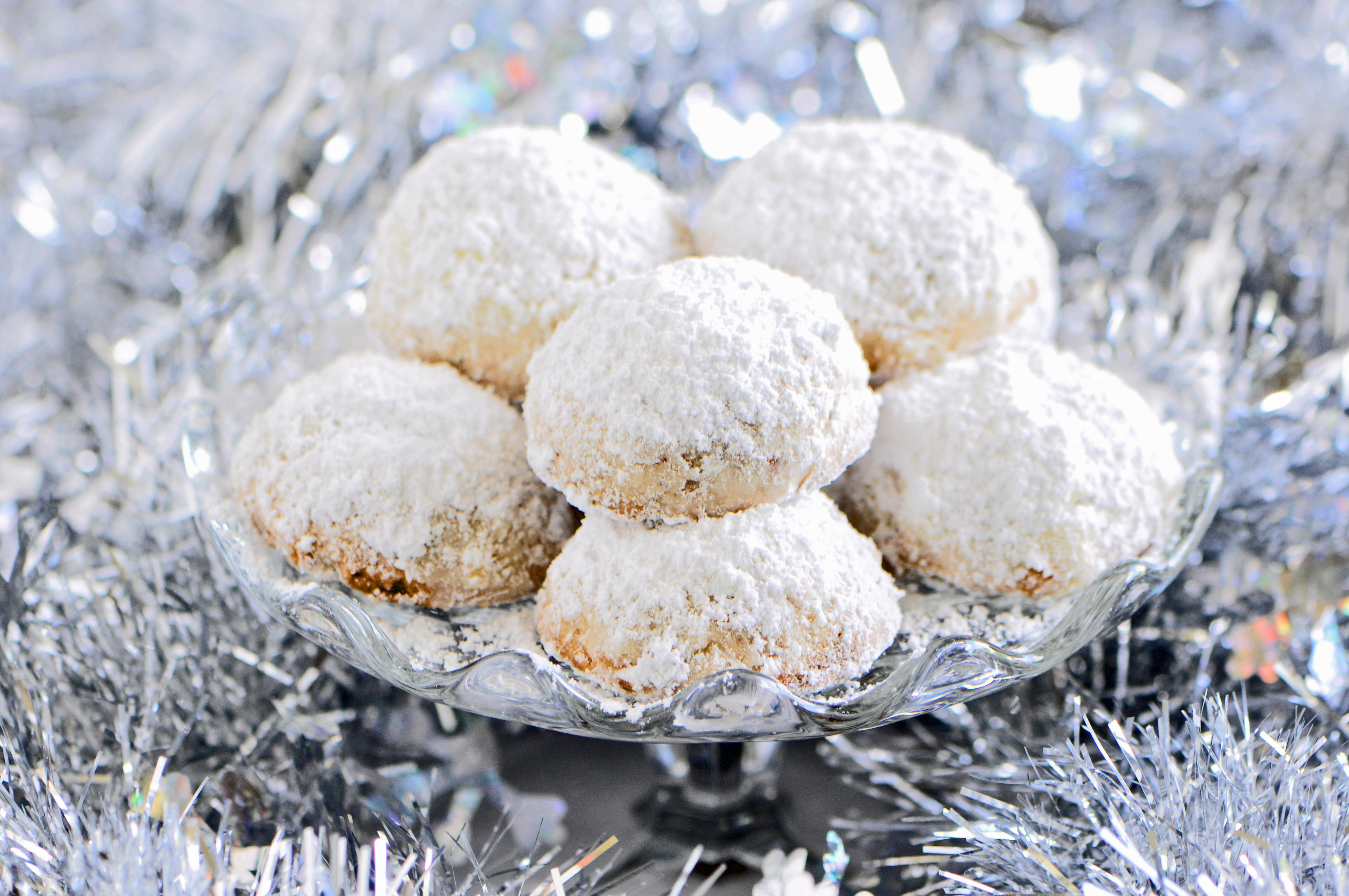 Mexican Christmas Cookies  Christmas Cookie Countdown and Mexican Wedding Cookie