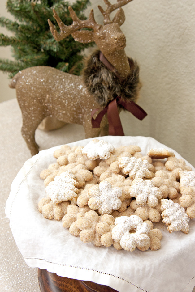 Mexican Christmas Cookies  Mexican Wedding Cookies