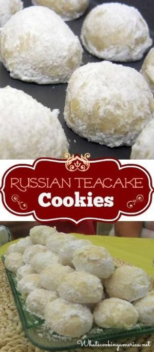 Mexican Christmas Cookies  The Snowball Mexican Wedding Cookie recipe my grandma
