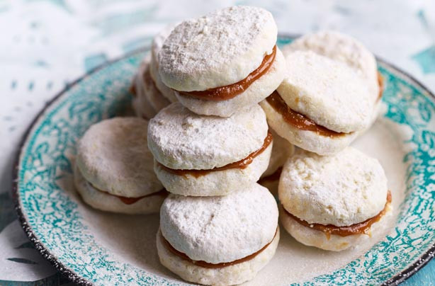 Mexican Christmas Cookies Recipe  Mexican wedding cookies recipe goodtoknow