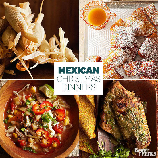 Mexican Christmas Dinner Recipes  Mexican Christmas Dinners