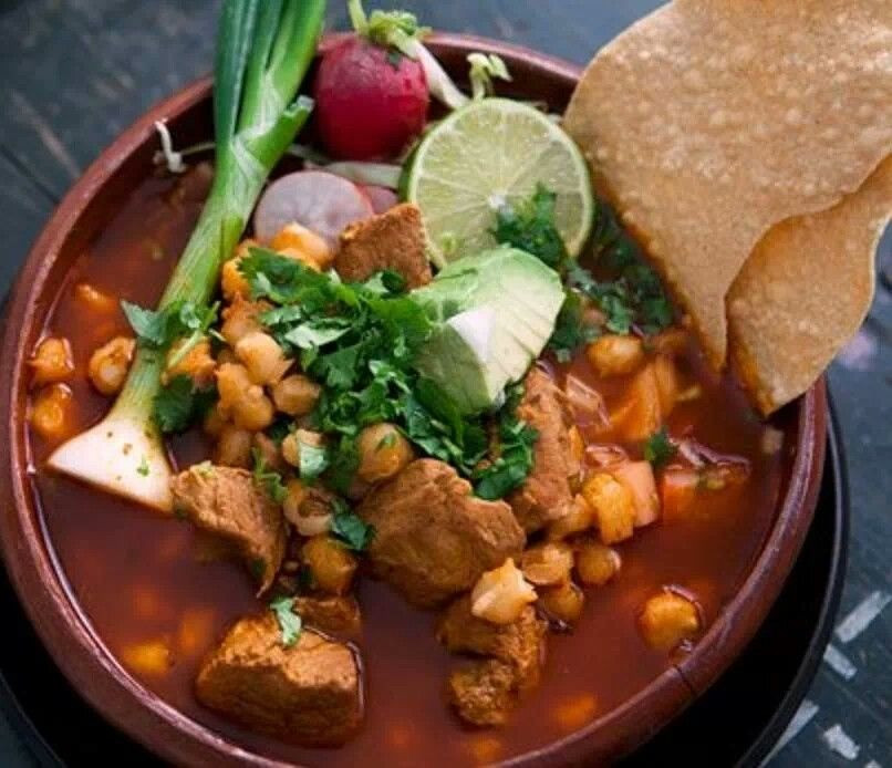 Mexican Christmas Dinner Recipes  Mexican Christmas Dinner posole DearTopshop