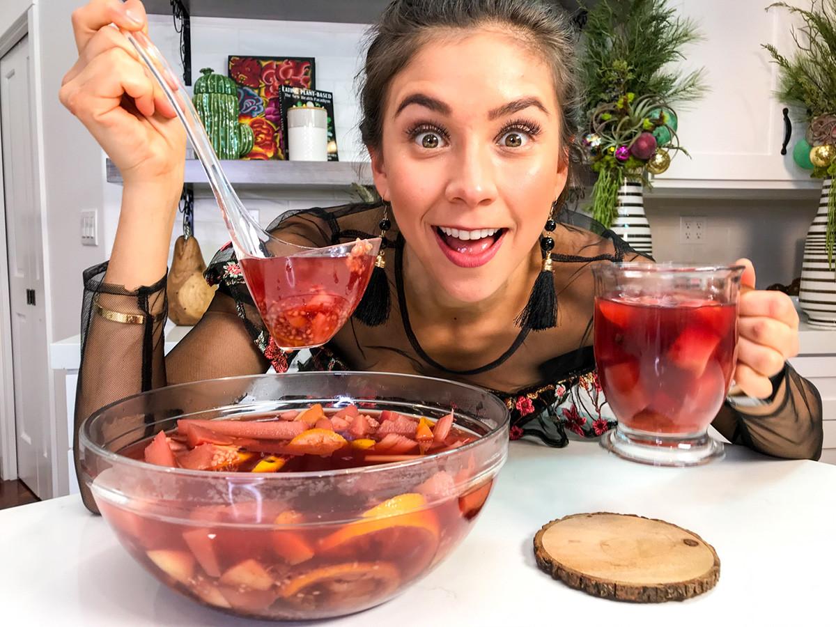 Mexican Christmas Drinks  Recipes Rawvana