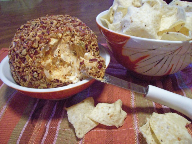 Mexican Christmas Recipes  Mexican Cheese Ball Recipe Food