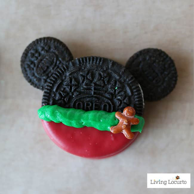 Mickey Mouse Christmas Cookies  Mickey & Minnie Mouse Christmas Cookies