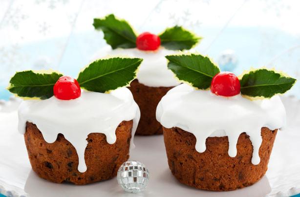 Mini Christmas Cakes  Mini Christmas cakes recipe goodtoknow