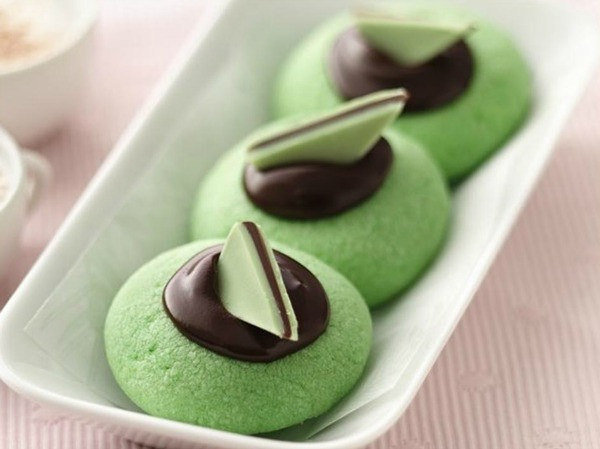 Mint Christmas Cookies  20 Christmas Cookie Recipes