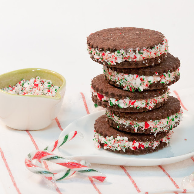 Mint Christmas Cookies  25 more Christmas cookie exchange recipes