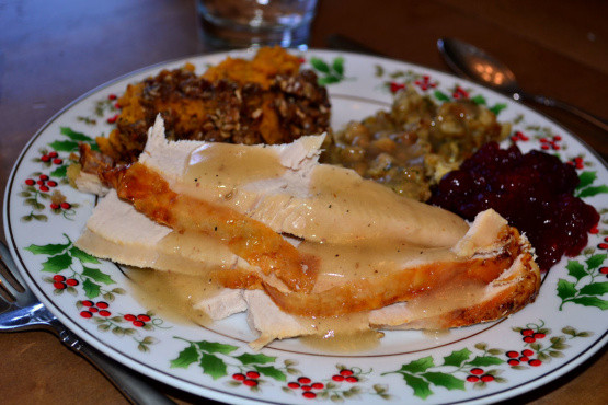 Moist Thanksgiving Turkey Recipe  Moist And Tender Turkey Turkey Breast Recipe Genius