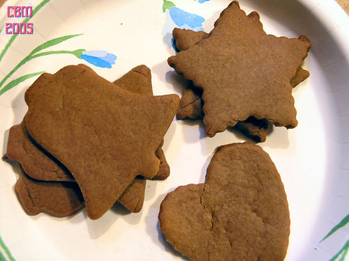 Moravian Christmas Cookies  Czechoslovak Area Genealogy Club Czech Slovak Bohemia