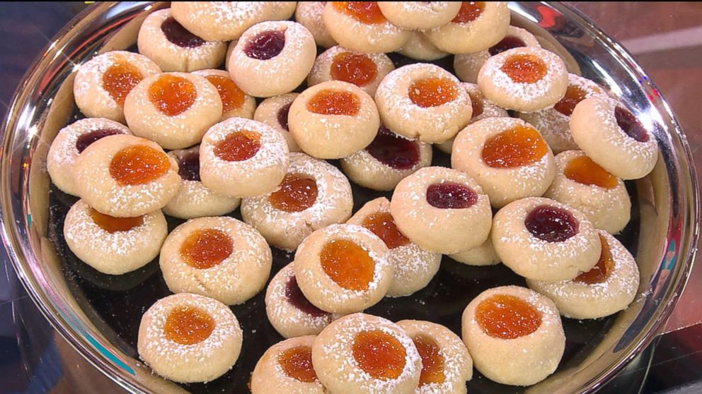 Most Popular Christmas Cookies  Pinterest s Most Popular Holiday Cookie Video ABC News