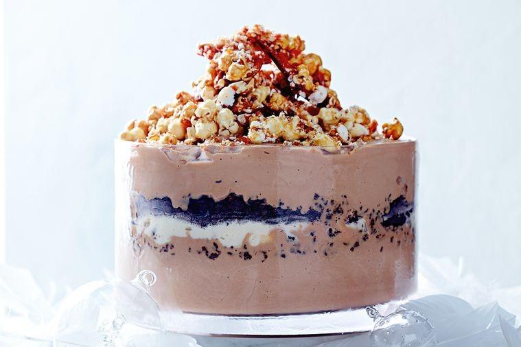 Most Popular Christmas Desserts  Matt Moran s Gaytime trifle Recipes delicious