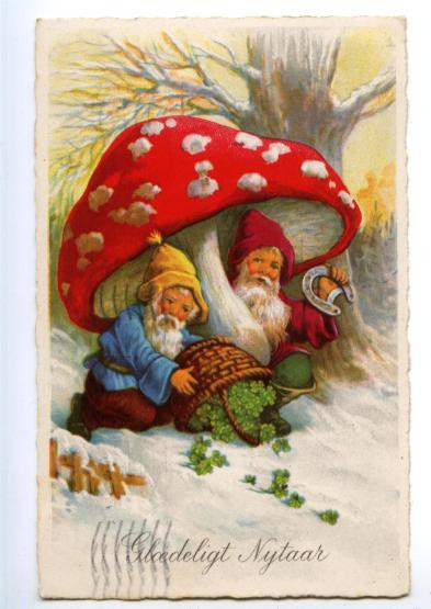 Mushrooms And Christmas  More Wintry Amanitas