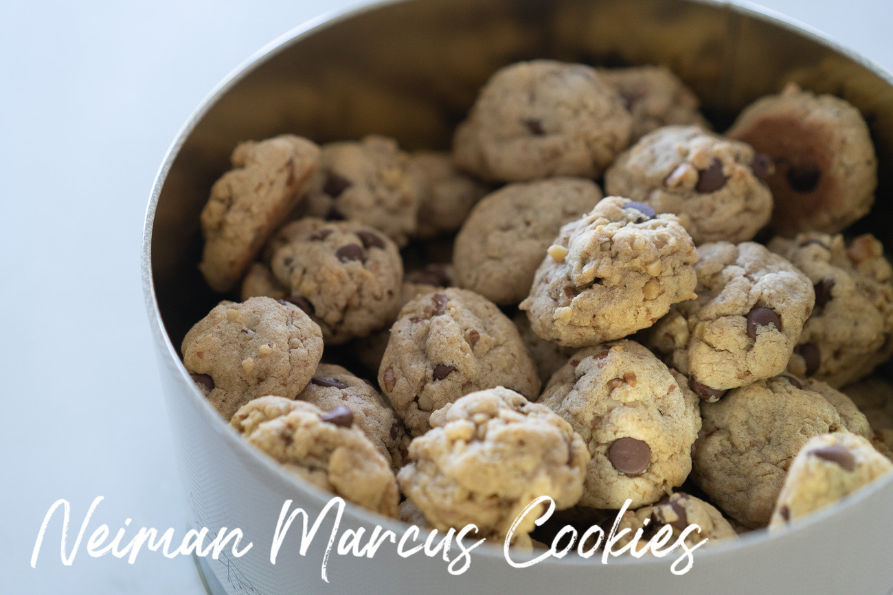 Neiman Marcus Christmas Cookies  Neiman Marcus Christmas Cookies Recipe Hello Gorgeous