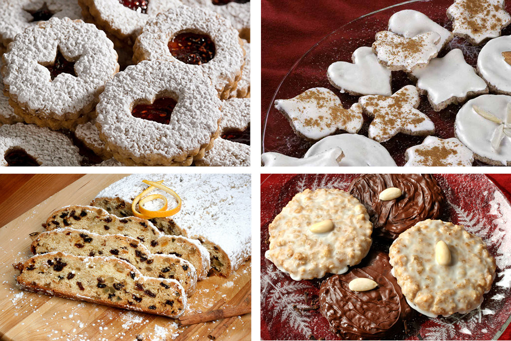 New York Times Christmas Cookies  Authentic German Baking Is Growing in Connecticut The