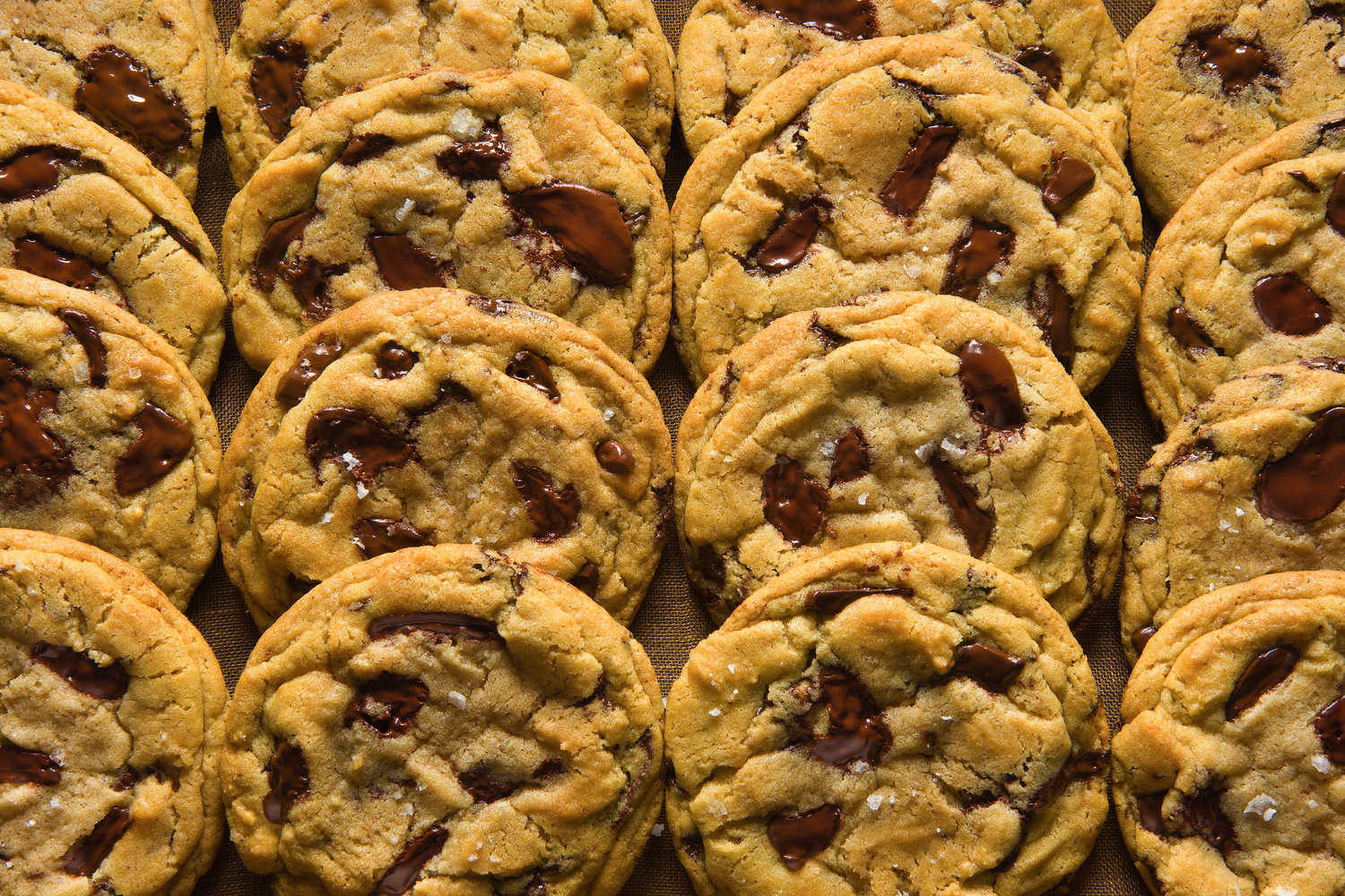 New York Times Christmas Cookies  Chocolate Chip Cookies Recipe NYT Cooking