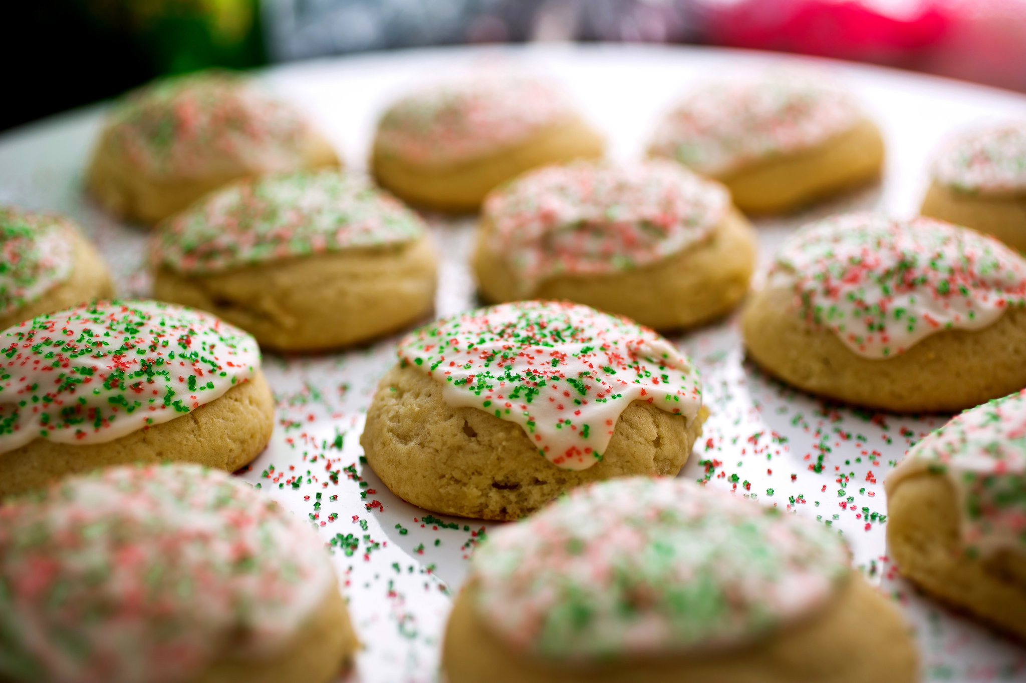 New York Times Christmas Cookies  Grandma Dorie s Italian Ricotta Cookies Recipe NYT Cooking