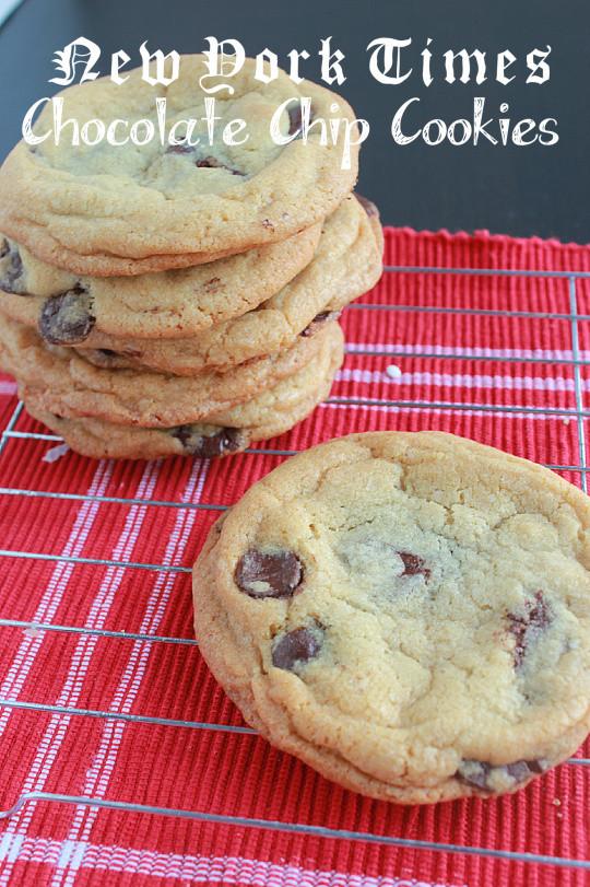 New York Times Christmas Cookies  Christmas