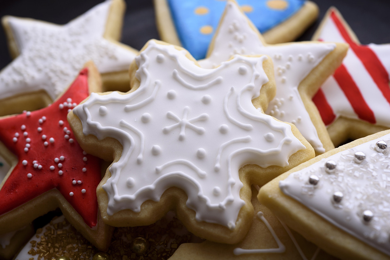 New York Times Christmas Cookies  Christmas Recipes NYT Cooking