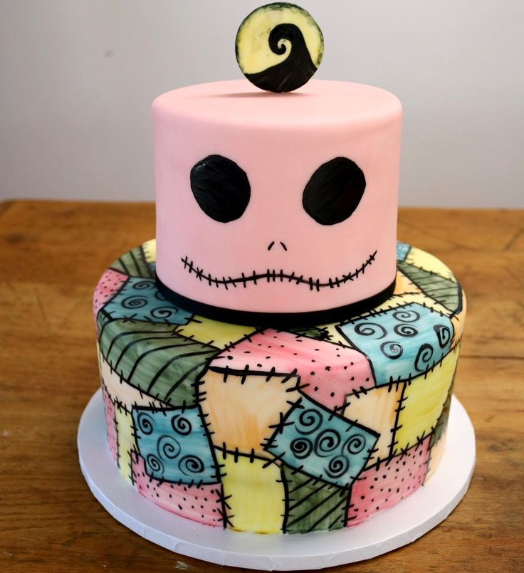 Nightmare Before Christmas Baby Shower Cakes  Best 25 Second baby showers ideas on Pinterest