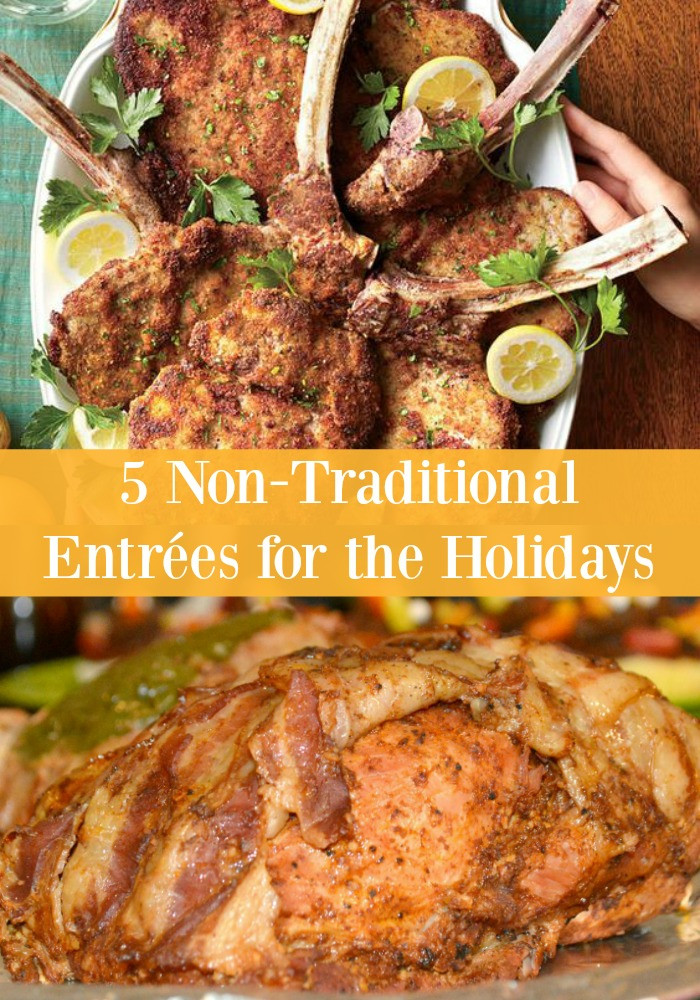 Non Traditional Christmas Dinner Ideas  5 Non Traditional Holiday Meal Ideas SoFabFood