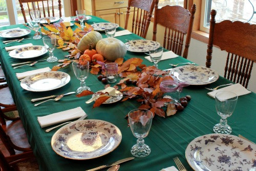 Non Traditional Thanksgiving Dinner  Non traditional Thanksgiving Menu Plan Frugal Living NW